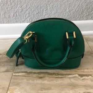 Merona Kelly Green Crossbody
